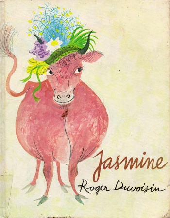 """Jasmine"", illustrated by Roger Duvoisin (1973)"